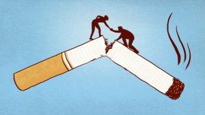 come aiutare una persona a smettere di fumare