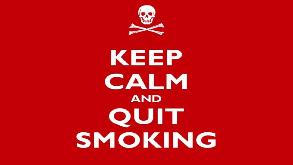 disintossicarsi dal fumo