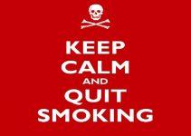 addio fumo