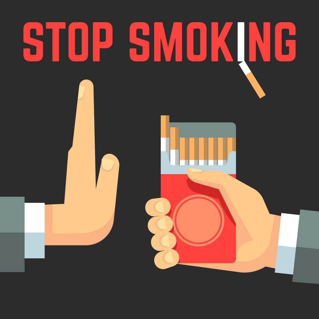 Buttarsi facilmente smise di fumare molte volte